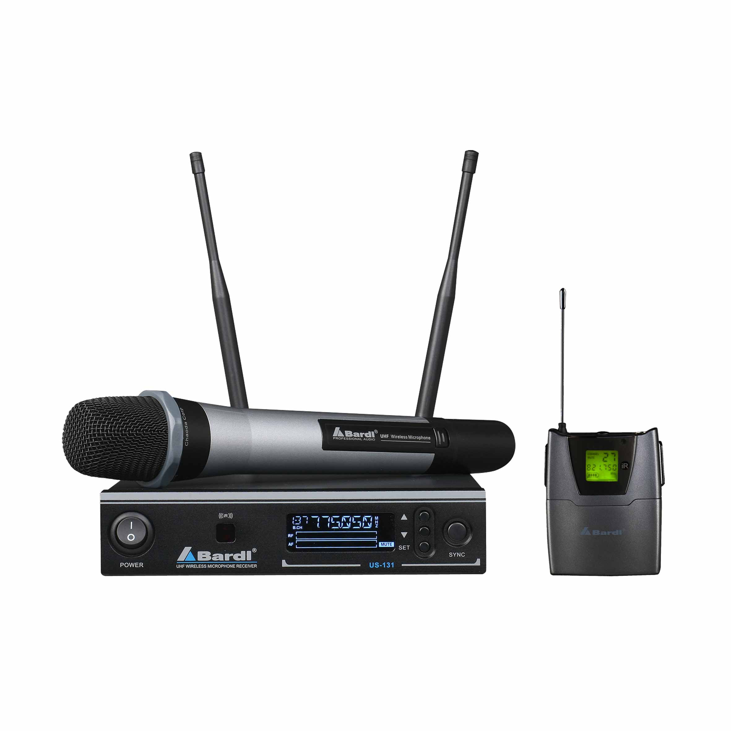 Bardl Professional wireless microphone US-131